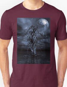 The Tree of Sawols Cyanotype T-Shirt