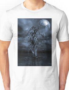 The Tree of Sawols Cyanotype Unisex T-Shirt
