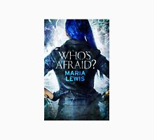 Who's Afraid? Cover Art Unisex T-Shirt