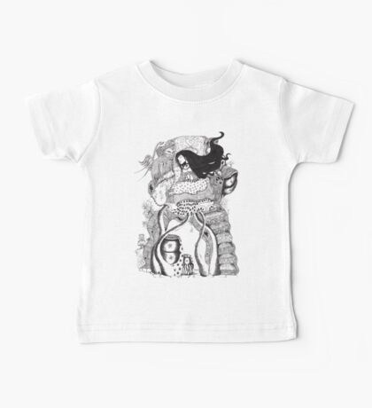 The Owl Carrier (10000) views) Baby Tee