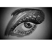 Eye Scales Photographic Print