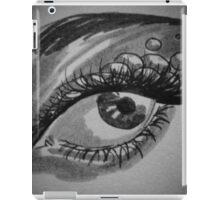 Eye Scales iPad Case/Skin