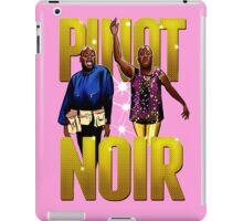 Pinot Noir iPad Case/Skin