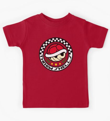 Throw Shells Kids Tee