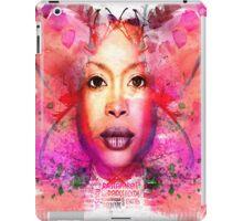 Erykah Badu iPad Case/Skin