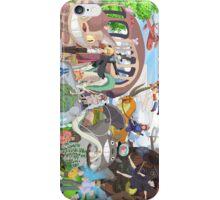 Studo Ghibli Family iPhone Case/Skin
