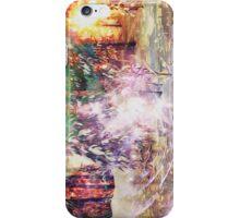 Burning Trees iPhone Case/Skin