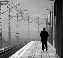 Destination Unknown ... by Berns