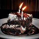 Chocolate Cake  by Savannah Gibbs