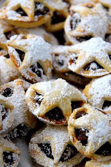 mince pies by Janie. D