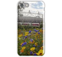 Olympic park iPhone Case/Skin