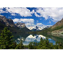 Glacier National Park from the Going-to-the-Sun Road Photographic Print