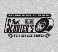 Scooter's Workshop v2 Kids Tee