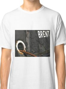 The Thames Barge Brent Classic T-Shirt