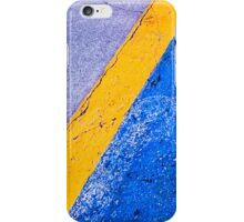 Abstract Blue and Yellow [ iPad / iPod / iPhone Case ] iPhone Case/Skin