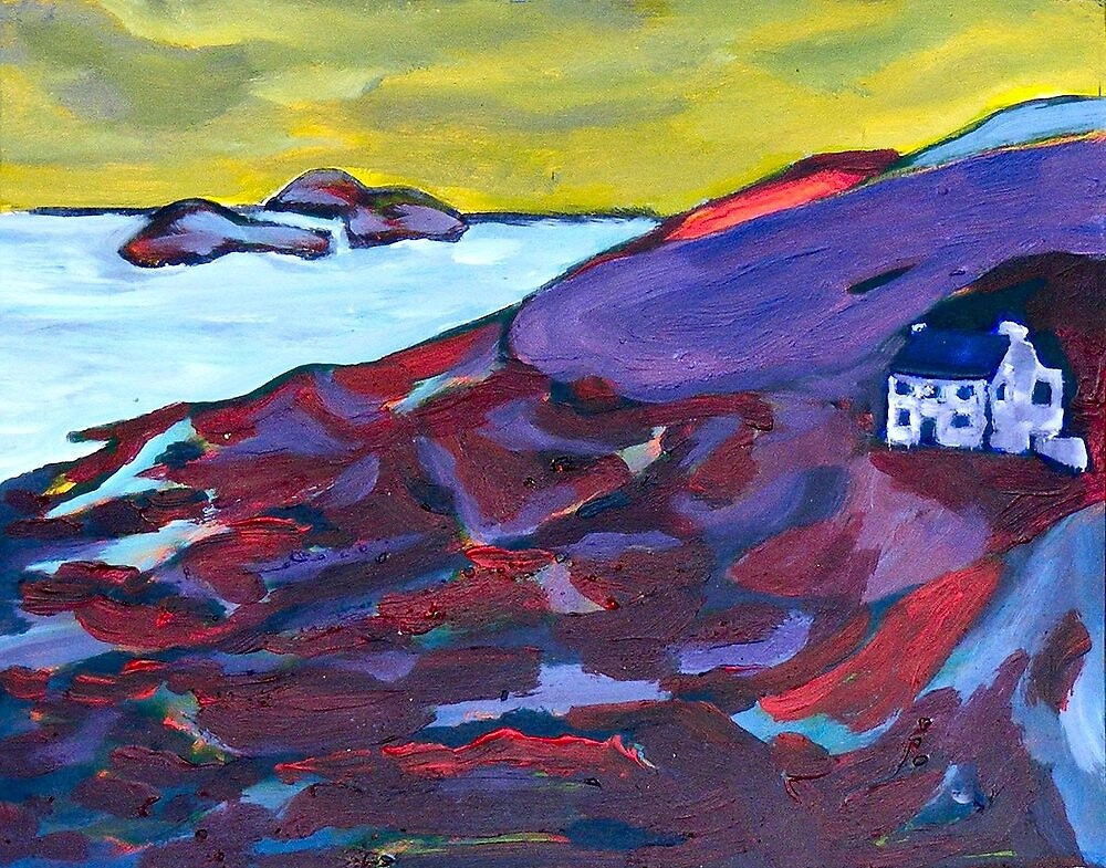 Deenish and Scariff, Kerry by eolai