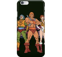 MotU Trinity iPhone Case/Skin