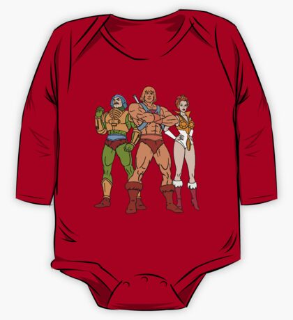 MotU Trinity One Piece - Long Sleeve