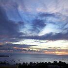 Mauritius - Sunset by mattnnat