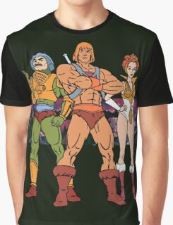 MotU Trinity Graphic T-Shirt