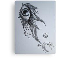 Eye Fishy Fish Canvas Print