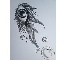 Eye Fishy Fish Photographic Print