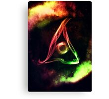 Try Angle  Canvas Print