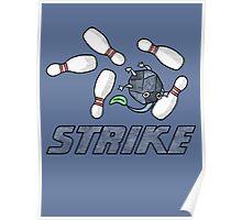Pikmin - STRIKE!!! Poster