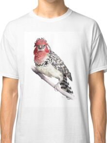 Red-and-yellow Barbet Classic T-Shirt