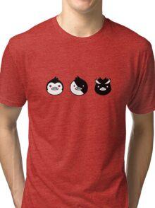 Pingroup, Kiga and Penguin Force Tri-blend T-Shirt