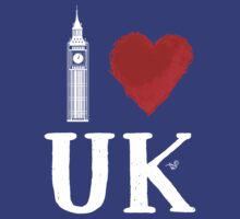 I Heart UK (remix) by TAIs TEEs