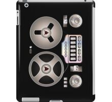 Tape Recorder Retro Magnetophon iPhone 4 / 5 Case / iPad Case / Tee Shirt / Samsung Galaxy Cases  / Pillow / Tote Bag iPad Case/Skin