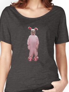 Ralphie's Pink Nightmare Women's Relaxed Fit T-Shirt
