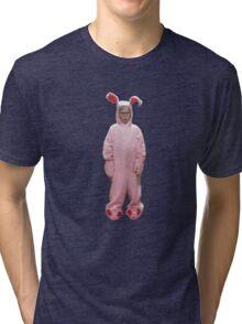 Ralphie's Pink Nightmare Tri-blend T-Shirt