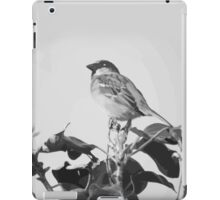 tweet tweet iPad Case/Skin