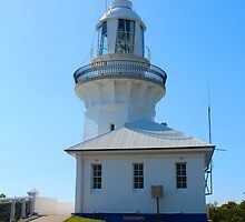 Smokey Cape Lighthouse at South West Rocks NSW Australia by Sandy1949