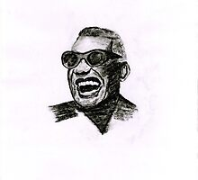 Mr. Ray Charles by cypriotta