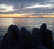 Rocky Silhouettes by podspics