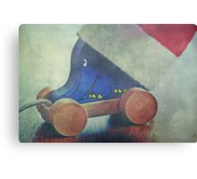 Driving home for Christmas.... Canvas Print