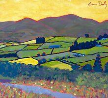East Kilkenny, Ireland by eolai
