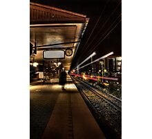 North Harbor Station Photographic Print