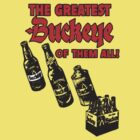 Buckhorn Beer  by BUB THE ZOMBIE