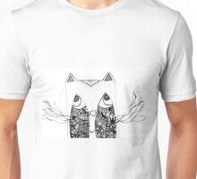 Cat Paradox Unisex T-Shirt