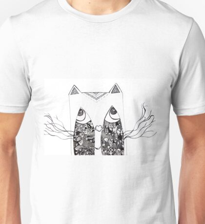 Cat Paradox Unisex T-Shirt
