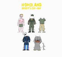 Homeland - Brody's cut-out Unisex T-Shirt