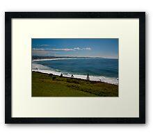 Lennox Framed Print