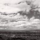 Clouds over Bathurst - NSW - Australia by Norman Repacholi
