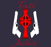 Truth and Justice Unisex T-Shirt