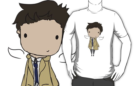 Little Cas by CapnAlfie