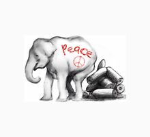 Peace Elephant - Bomb Poo Unisex T-Shirt